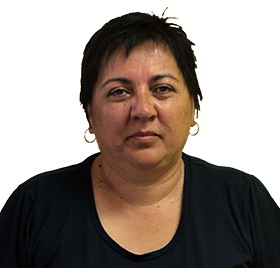 Opotiki Deluxe Theatre - Trustee Ellie Collier