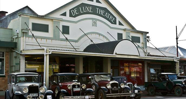 Opotiki Deluxe Theatre - Trustees